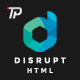 Disrupt - Single Product e-Commerce HTML Template