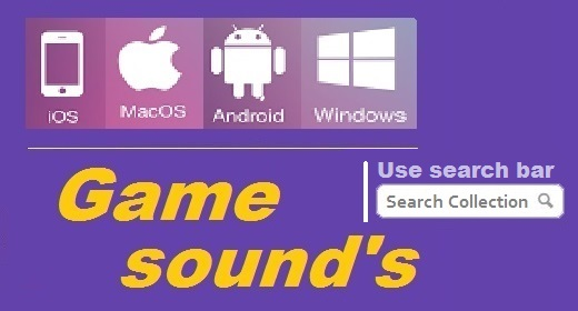 * Game Sound's