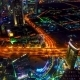 Best Night View Highway In Dubai. - VideoHive Item for Sale