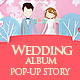 Wedding Album Pop-up Story - VideoHive Item for Sale