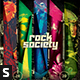 Rock Society Flyer Vol. 2