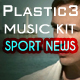 Sport News Kit - AudioJungle Item for Sale