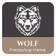 WOLF Multipurpose Responsive Prestashop Theme with Blog and Theme Editor Nulled