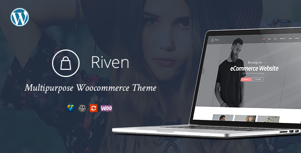 Riven –  Multipurpose Woocommerce WordPress Theme