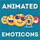 Animated Emoticons Pack - VideoHive Item for Sale