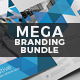 Corporate Mega Branding Bundle Template - GraphicRiver Item for Sale