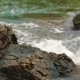 Water Splashes To The Stones - VideoHive Item for Sale