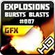 Explosions Blasts Bursts Detonations Fireballs 07 - GraphicRiver Item for Sale