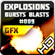Explosions Blasts Bursts Detonations Fireballs 09 - GraphicRiver Item for Sale