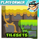 2D Game  Platformer Tilesets 27 - GraphicRiver Item for Sale
