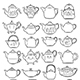 Teapot Set - GraphicRiver Item for Sale