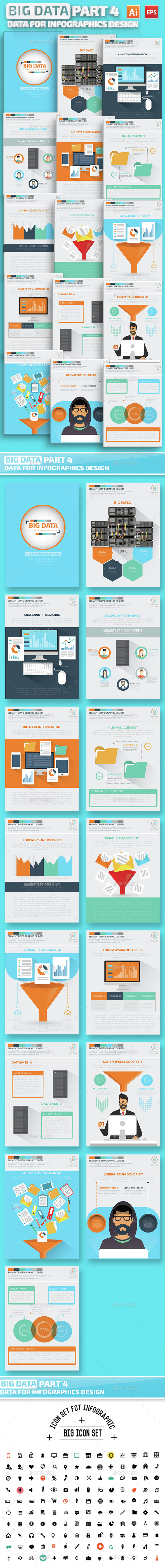 Big Data Part4 Infographics Design - Infographics
