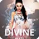 Divine Beats Flyer - GraphicRiver Item for Sale