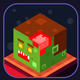 Creepy Day Isometric Flappy Game HTML5 + Capx - 3