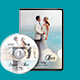 Wedding Elegant DVD Case Cover - GraphicRiver Item for Sale
