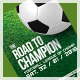 The Football championship Promo Flyer - GraphicRiver Item for Sale
