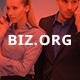 Bizorg — Multipurpose Corporate Business PSD Template