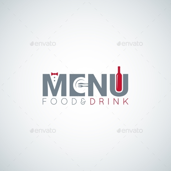 Food and Drink Menu - Food Objects