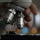 Changing the Lens Of Microscope - VideoHive Item for Sale