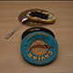 Black caviar - 3DOcean Item for Sale