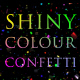 Shiny Colour Confetti - VideoHive Item for Sale