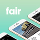 Fair UI Kit - 140+ iOS screens - ThemeForest Item for Sale
