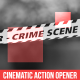 Cinematic Action Opener - VideoHive Item for Sale
