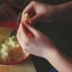 Female Hands Preparing Dumplings  - VideoHive Item for Sale