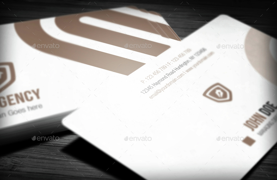 Coffee Business Card by 89PixeL | GraphicRiver