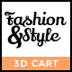Ap Fashion 3dcart Theme - ThemeForest Item for Sale