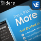 The Image Slider v0.1 (3 Colors) - GraphicRiver Item for Sale