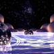 Surreal Planets Fall Into The Sea - VideoHive Item for Sale