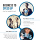Corporate Business Poster Template V05