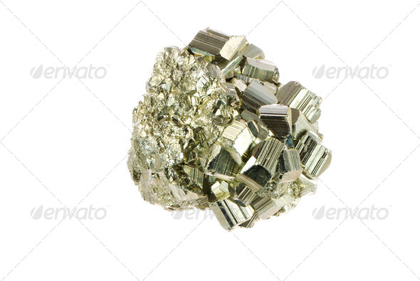 Pyrite - Stock Photo - Images
