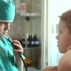 Boy And Girl Playing Doctor And Patient - VideoHive Item for Sale