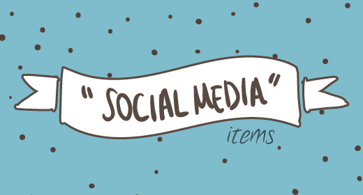 Social Media Items