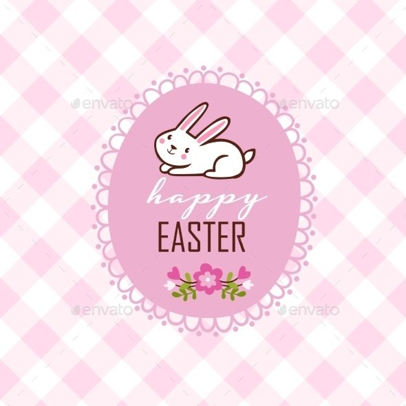 Easter Bunny - Decorative Symbols Decorative