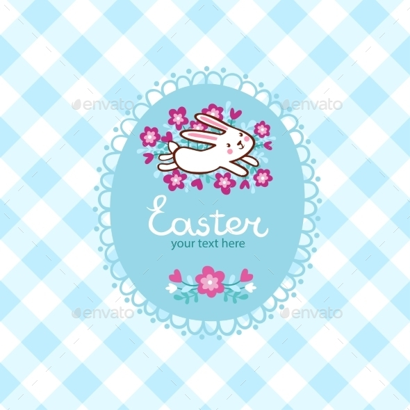 Easter Bunny - Decorative Symbols Decorative