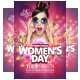 International Women's Day Flyer Template - GraphicRiver Item for Sale