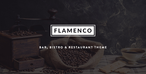 Flamenco – An Magnificent Restaurant HTML Template