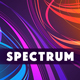10 Backgrounds Spectrum colors - GraphicRiver Item for Sale