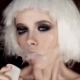 Professional Fashion Model Exhaling Smoke From a Vaporizer Shot In  - VideoHive Item for Sale