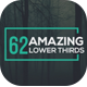 62 Lower Thirds - VideoHive Item for Sale