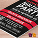 Birthday Party Invitation Template - Vol . 10 - GraphicRiver Item for Sale