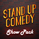 Stand Up Comedy Show Pack v3 - VideoHive Item for Sale