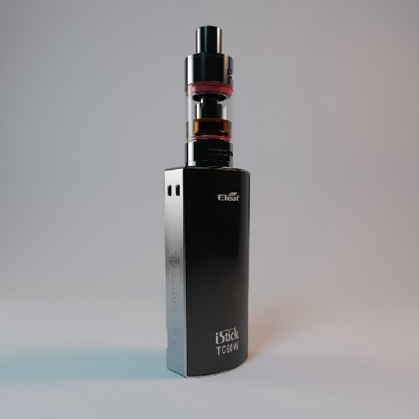 Box mod and clearomizers vray - 3DOcean Item for Sale