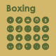 20 Boxing icons - GraphicRiver Item for Sale