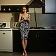 Woman Drinking Coffee In Home, Kitchen. - VideoHive Item for Sale