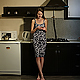 Young Woman With Mobile At Home Kitchen - VideoHive Item for Sale