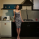 Young Woman At The Kitchen - VideoHive Item for Sale